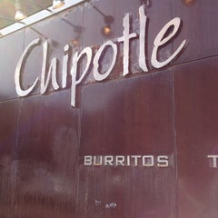 Photo taken at Chipotle Mexican Grill by Bluu S. on 1/29/2013
