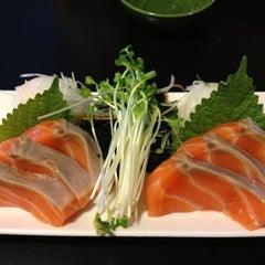Photo taken at The Sushi Bar 5 @ Thiên Sơn Plaza by Katie N. on 5/8/2013