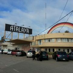 Photo taken at Parador Atalaya by Gaston R. on 7/24/2013