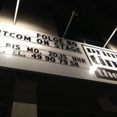 Photo taken at Prime Time Theater by Annika W. on 10/8/2012