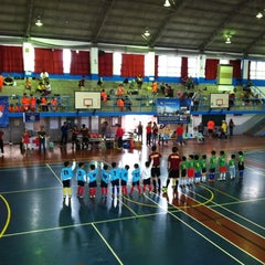 Photo taken at 臺北市立南港高級中學(附設國中部)Taipei Municipal NanGang High School by ShadowSherry on 12/16/2012