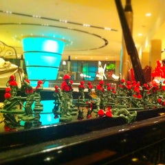 Photo taken at T Hotel by Sufiano on 12/6/2012
