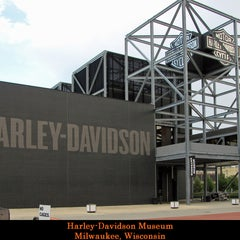 Photo taken at Harley-Davidson Museum by Carlos H. on 10/3/2012