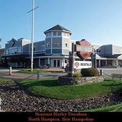 Photo taken at Seacoast Harley-Davidson by Carlos H. on 10/4/2012