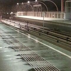 Photo taken at Metrostation Spijkenisse Centrum [C, D] by Barbara J. on 12/7/2012