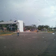 Photo taken at Aeropuerto Comandante FAP Guillermo del Castillo Paredes (TPP) by Nancy Luciana A. on 3/13/2013