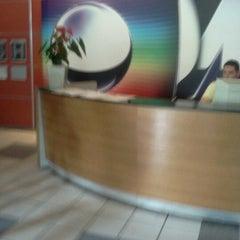 Photo taken at Central Globo de Produção (Projac) by Paula B. on 10/19/2012