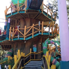 Photo taken at Sesame Street Safari Of Fun by Denise L. on 11/23/2012