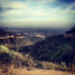 Photo taken at Claremont Five Mile Loop Wilderness Trail by Kristine on 3/26/2013
