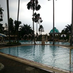 Photo taken at Marcopolo Water Adventure by Fachrurr O. on 10/5/2012