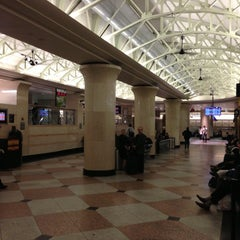 Photo taken at NJ Transit Waiting Area by Marc L. on 4/30/2013