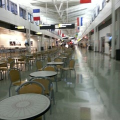 Photo taken at Concourse A by Brian d. on 9/28/2012