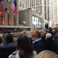 Photo taken at TODAY Show by Richard H. on 11/30/2012