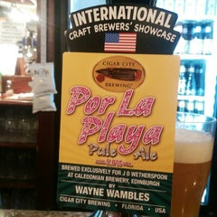 Photo taken at The Central Bar (Wetherspoon) by David H. on 10/10/2015