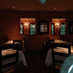 Photo taken at Aroma Osteria Restaurant by Christopher P. on 10/2/2012