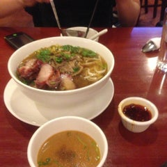 Photo taken at Sang Kee Noodle House by Anna RL on 4/26/2013