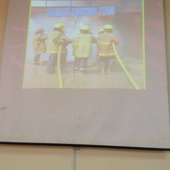 Photo taken at Terengganu Safety Training Centre(TSTC) by afiee a. on 4/2/2015