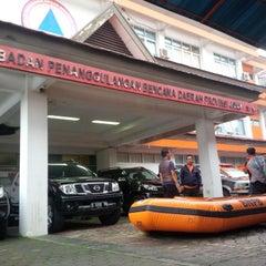 Photo taken at BPBD Provinsi JABAR by Andriy Kust ™ on 3/24/2015