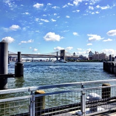 Photo taken at NY Waterway Ferry - Wall St/Pier 11 Terminal by Sondra J. on 9/30/2012