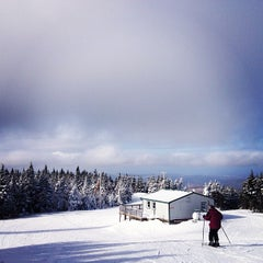 Photo taken at Bolton Valley Resort by Emily G. on 2/16/2013