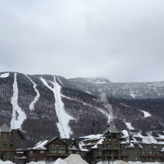 Photo taken at Stowe Mountain Resort by Marissa S. on 2/22/2013