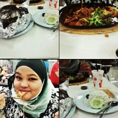 Photo taken at Food Court Kepong Village Mall by Sunny M. on 6/18/2013