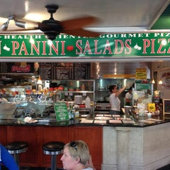 Photo taken at Deano's Gourmet Pizza by Ben S. on 10/16/2012