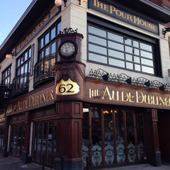 Photo taken at Aulde Dubliner by りさっち on 3/24/2014