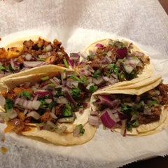 Photo taken at Felipe's Taqueria by Brandon S. on 11/30/2012