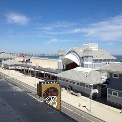 Photo taken at Hampton Beach Casino Ballroom by Brandon S. on 7/11/2013