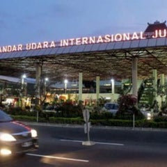 Photo taken at Juanda International Airport (SUB) by Putri P. on 12/10/2012