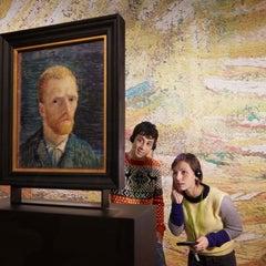 Photo of Van Gogh Museum in Amsterdam, No, NL