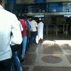 Photo taken at Panvel Railway Station by Shubham M. on 11/19/2012