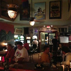 Photo taken at Dos Jefes Uptown Cigar Bar by Haley C. on 9/18/2013