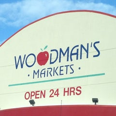 Photo taken at Woodman's Food Market by Imported Music Group on 3/2/2013