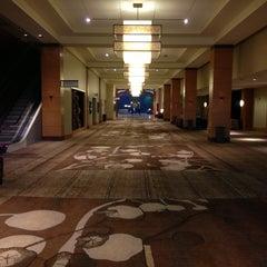Photo taken at Hyatt Regency Bellevue by Greg R. on 1/6/2013