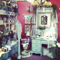 Photo taken at The Antique Gallery of Round Rock by Rebecca C. on 7/8/2013
