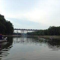 Photo taken at Seven Oaks Recreation by Darlene S. on 8/24/2013