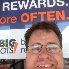 Photo taken at Big Lots by Brian T. on 8/12/2013