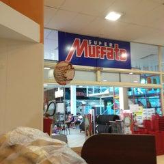 Photo taken at Super Muffato by Allan P. on 12/30/2012