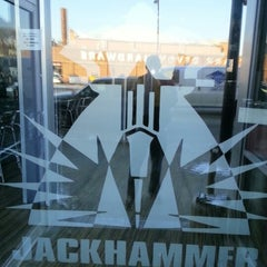 Photo taken at Jackhammer by George S. on 2/3/2013