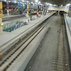 Photo taken at Perth Station by Yuji F. on 3/12/2015