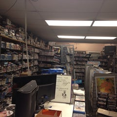 Photo taken at A Video Store Named Desire by Wendy on 3/10/2014