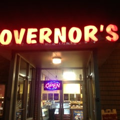 Photo taken at Governors Restaurant by Jonathan on 12/20/2012