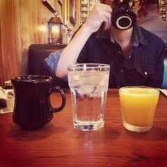 Photo taken at Harlow's Café by Nicolle C. on 11/25/2012