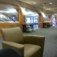 Photo taken at Kansas Union by Keertana C. on 12/2/2012