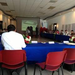 Photo taken at Universidad Euro Hispanoamericana by Jair on 7/9/2013
