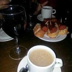 Photo taken at Bar Chorizo by Virlova on 12/7/2013