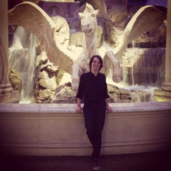 Photo taken at The Forum Shops at Caesars by HeeLary on 1/20/2013