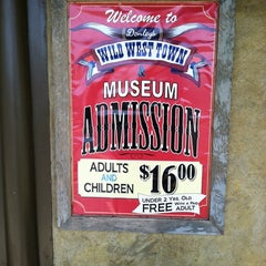 Photo taken at Donley's Wild West Town by Paul S. on 5/25/2014